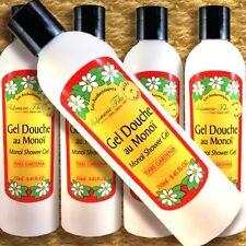 Monoi Tiki Tahiti Gel Douche Monoi Shower Gel TIARÉ Duschgel 250ml Duft Gardenie