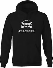 Classic Civic Si Racing Lowered #RACECAR  Hoodies for Men