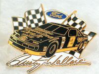 Ford Thunderbird Miller Racing Pin Nascar Rusty Wallace