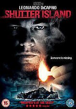 Shutter Island (DVD, 2010) ONE OF THE BEST FILMS MADE !