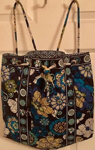 Vera Bradley Ditty Bag in Mod Floral Pattern