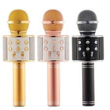 handheld karaoke microphone wireless bluetooth