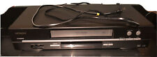 Hitachi Fx695 Vcr Video Cassette Recorder Vhs Player 4 Heads Tested