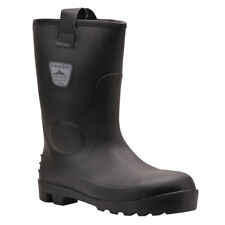 Portwest Work S5 Cold Insulation Neptune Rigger Boot Fw75 Black 46 Regular