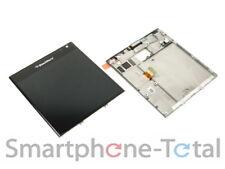 Blackberry Passport Q30 display module LCD touchscreen frame glass black
