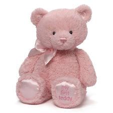 "MY FIRST TEDDY BEAR - GUND BEAR - Pink - 24"" - BRAND NEW - #4043984 - CLEARANCE!"