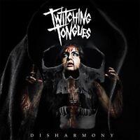 Twitching Tongues - Disharmony [CD]