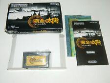 Golden Sun: The Lost Age  (Nintendo Game Boy Advance) GBA Japan CIB COMPLETE