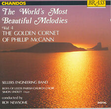 Phillip McCann - World Most Beautiful Melodies [New CD]