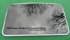 1998 ISUZU RODEO LS OEM SUNROOF GLASS  NO ACCIDENT! FREE SHIPPING!