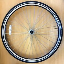 PAIR WTB DUAL DUTY XC 700C X SHIMANO M590 HUBS - BIKE WHEELS - 10 SPEED FREE HUB