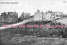 CU 487 - North End, Seascale, Cumbria c1910 - 6x4 Photo