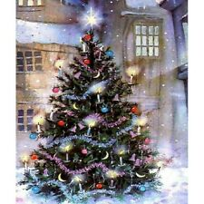 Christmas Tree Full Drill 5D Diamond Painting Cross Stitch Kits Home Decor Gifts