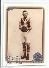 1996 Select Hall of Fame PLATINUM (21) William TRUSCOTT East Fremantle, Perth