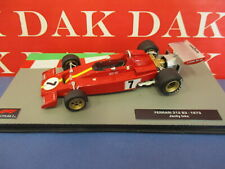 Die cast 1/43 Modellino Auto F1 Ferrari 312 B3 Spain GP 1973 J. Icks