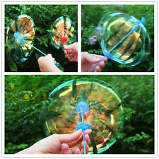 Funny Colorful Shook Stick Blowing Bubble Play Outdoor Toy Amused Kid Child good