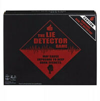 Hasbro Game The Lie Detector Game Adult Party Game Ages 16+ factory sealed
