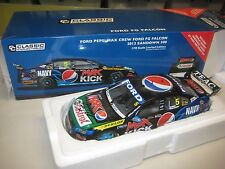 Mark Winterbottom Signed 2013 Ford Falcon FG (Sandown) 1:18 Car + signed bonnet