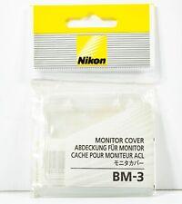 Nikon LCD Monitor Cover BM-3 - Fit D2x & D2h