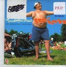 (CO839) The Supernaturals, Lazy Lover - 1996 DJ CD