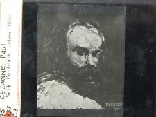 Paul Cezanne Self Portrait Before 1870 Lantern Slide