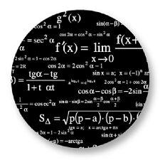 Porte clé Keychain Ø45mm Signe Embleme Image Formule Mathematiques Math
