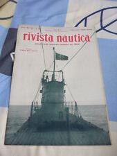RIVISTA NAUTICA FONDATA NEL 1892 N. 22 DICEMBRE 1939