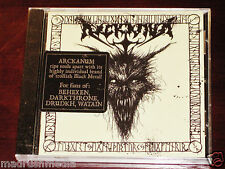 Arckanum: Fenris Kindir CD 2013 Season of Mist Underground Activists SUA 049 NEW