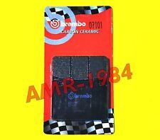 Tabletas Brembo Delanteros Scooter SYM SB 250 - 300 de 2014 07101CC