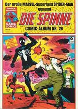 Die Spinne - Comic Album 28 (Z0-1), Condor