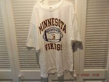 Minnesota Vikings Nfl Game/Practice Used/Worn Football Shirt Champion Size Xxl