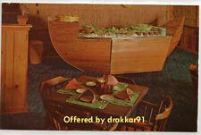 Noah's Ark Restaurant St. Charles Missouri, Dining Room, Cage Rooms, Circa 1950s