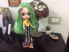 Blythe  bambola bjd  custom ooak vintage Doll bellissima ...💖