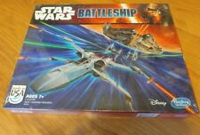Star Wars Battleship Game ~ ages 7+ ~ Sealed New In Box Disney Hasbro Made in US