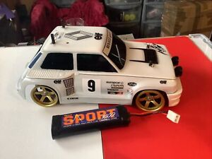 TAMIYA M05 RETRO RENAULT 5 TURBO..