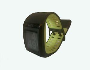 Nike+ SportWatch WM0069 Tom Tom GPS Watch, Black And Yellow Unisex Adult