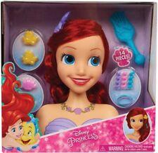 Disney Princess Ariel Styling Head