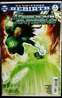 GREEN LANTERNS #4 (REBIRTH 2016 DC Comics) Comic Book NM