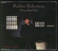 ROBBIE ROBERTSON What About Now 3 track GERMANY CD SINGLE in jewel case