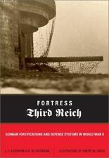 WWII Nazi Fortress Third Reich: German Fortifications And Defense Systems  *NEW*
