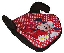 Kindersitz Auto Kinder Disney Sitzerhöhung Minnie Mouse Kindersitzerhöhung