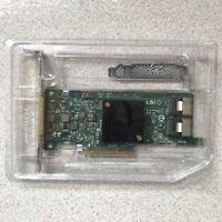 LSI SAS 9207-8i IT Mode SATA SAS 6Gb/s PCI-E 3.0 Host Bus Adapter