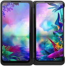 NEW LG G8X ThinQ Dual Screen Unlocked CDMA GSM Cell Phone 6.4'' 128GB 6GB RAM