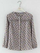 Boden Grey Patterned Blouse BNWT Size 20