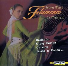 FLAMENCO - FROM PAST TO PRESENT / CD - TOP-ZUSTAND
