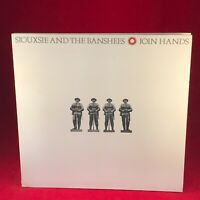 SIOUXSIE & THE BANSHEES Join Hands 1979 UK Vinyl LP Record EXCELLENT CONDITION