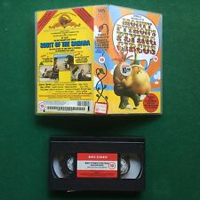 VHS Film MONTY PYTHON'S FLYING CIRCUS SCOTT SAHARA Series 2 Ep.8-10 BBC (1985)