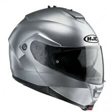 Casco plegable HJC is-Max II plata talla xs motocicleta Casco