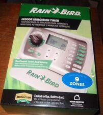 Rain Bird #Sst-900in 9-Station Simple-To-Set Indoor Irrigation Timer-New