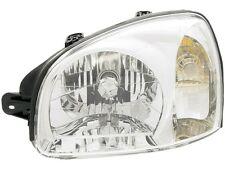 Headlight Assembly Left Dorman 1591067 fits 03-06 Hyundai Santa Fe